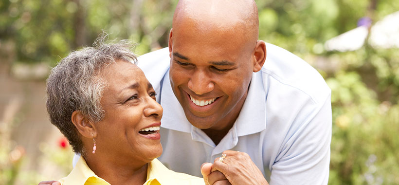 10 Tips When Visiting with Someone with Dementia