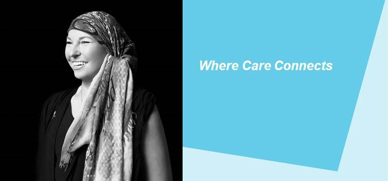 Read stories of 'Where Care Connects' in our annual report to the community