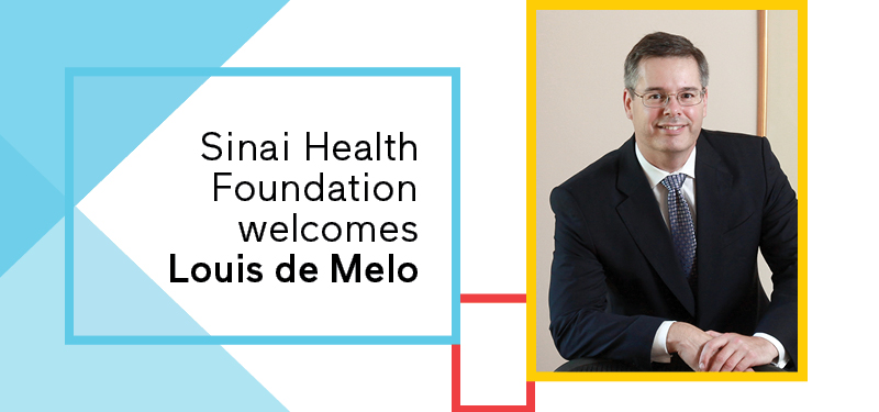 Sinai Health Foundation Welcomes a New CEO