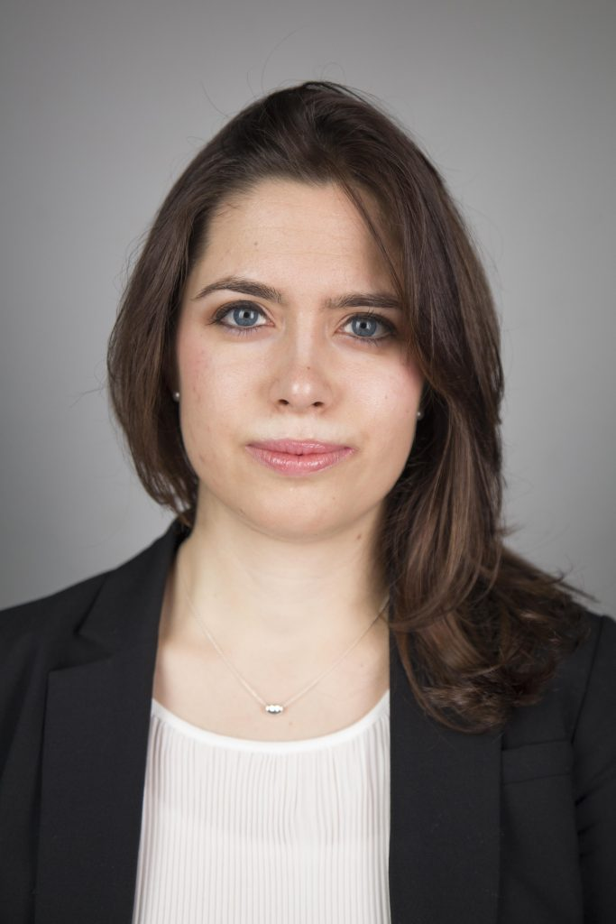 headshot of MBA student Jasmine Godfrey