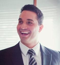 Headshot of MBA student Erik Suokas