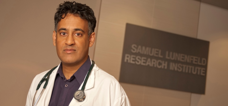 (NEWS RELEASE) Dr. Ravi Retnakaran Appointed Prestigious Chair for High Impact Diabetes Research at Lunenfeld-Tanenbaum Research Institute
