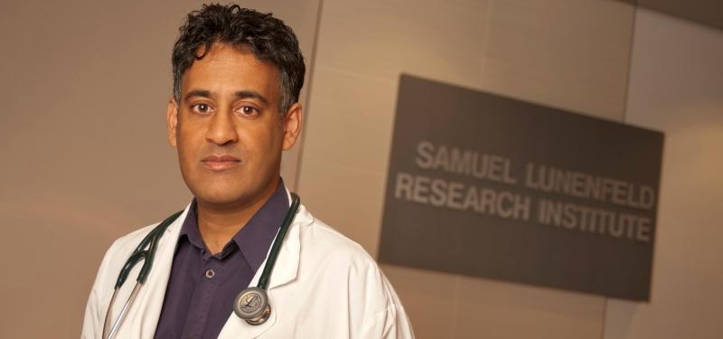 (NEWS RELEASE) Dr. Ravi Retnakaran Appointed Prestigious Chair for High Impact Diabetes Research at Lunenfeld-Tanenbaum Research Institute