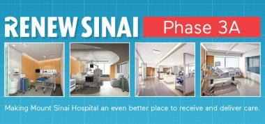Renew Sinai Phase 3A