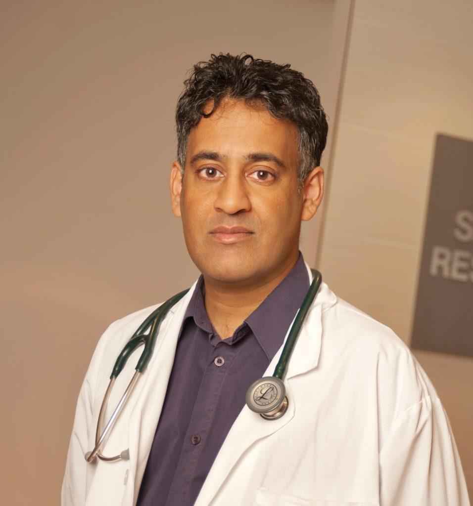 Headshot of Ravi Retnakaran