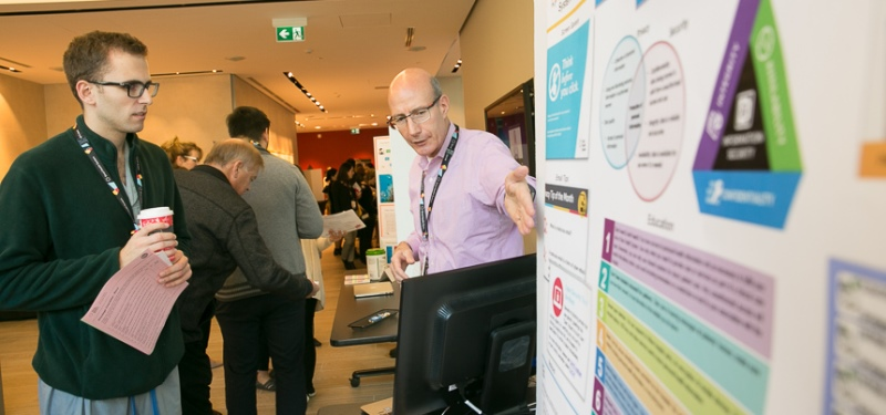 Pair of events promotes the role of collaboration and innovation in delivering quality care