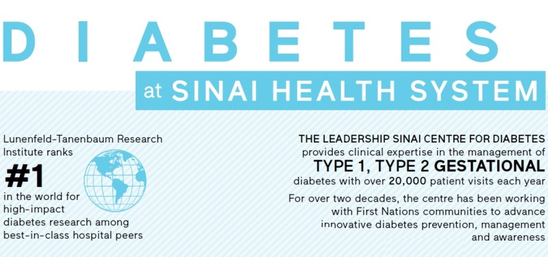 System-wide expertise in diabetes