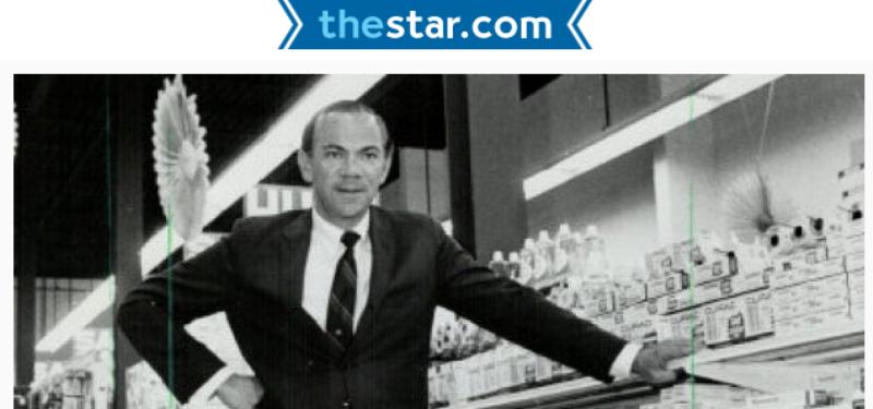 Sinai Health in the News: Murray Koffler Urologic Wellness Centre's namesake dies at 93
