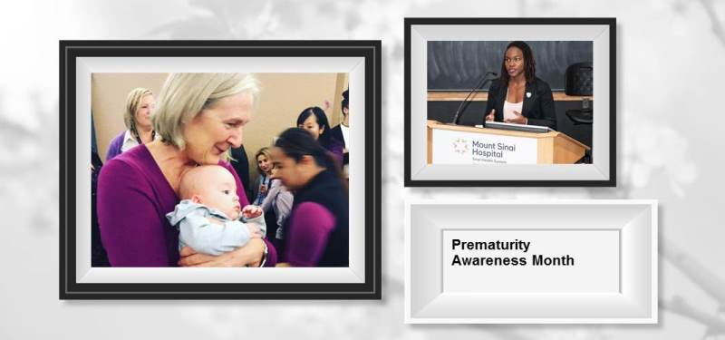 Prematurity Awareness Month: Celebrating and supporting NICU families