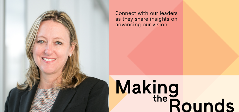 Introducing our new Chief Operating Officer Jane Merkley