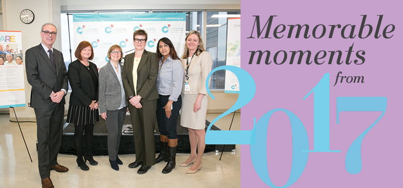 Memorable moments from 2017: Caregiver Friendly Hospital and Community Hub announced