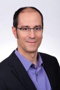 Headshot of Dr. Ramalho-Santos