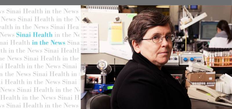 """Sinai Health in the News: """"A Disease of Better Hygiene"""""""