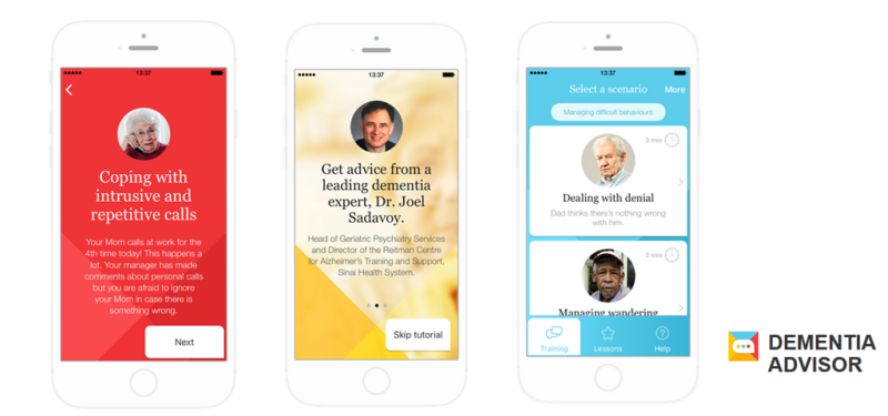 The Reitman Centre improves care partners' well-being through award-winning app
