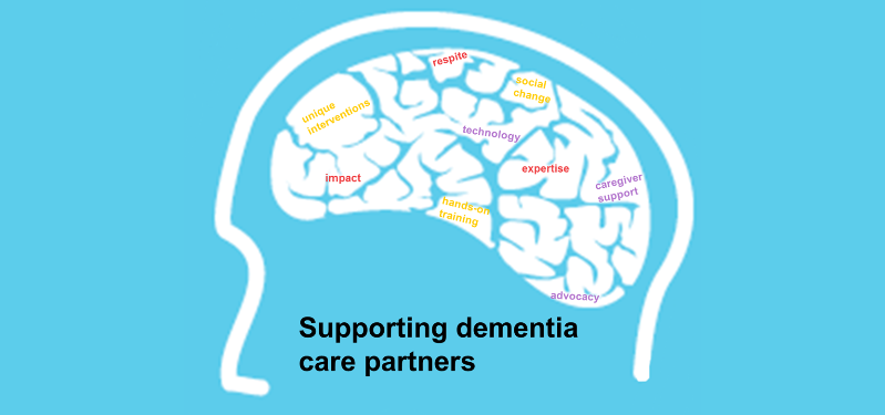 Supporting those caring for loved ones with dementia