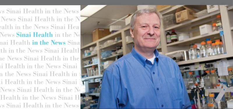 Sinai Health in the news: Crowdfunding research?