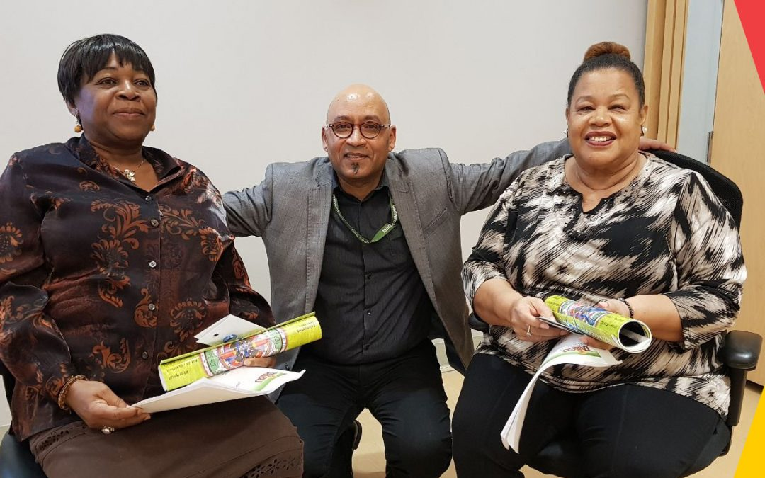 Community Health Centre Creates Awareness during Black History Month