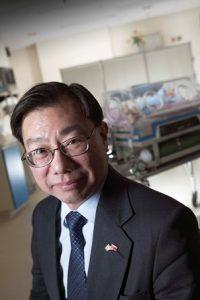 Headshot of Dr. Shoo Lee