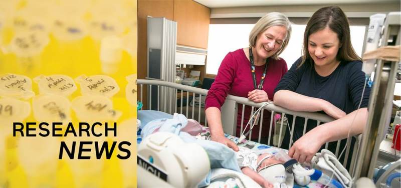 (News Release) The Lancet publishes important new study showing success of model of care in our NICU