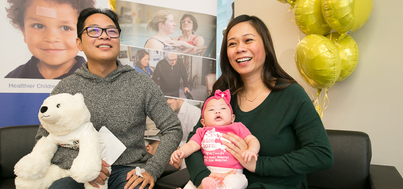 Province invests $4 million to create a new fetal medicine centre at Mount Sinai Hospital