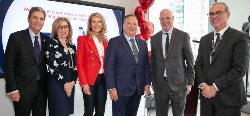 Landmark gift from philanthropist names renowned institution The Miles Nadal Heart Centre