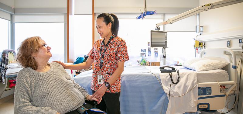 Leadership means safe, effective nursing care