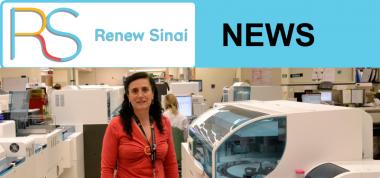 Renew Sinai Champion Maria Mendes