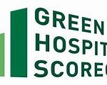logo for green hospital scorecard