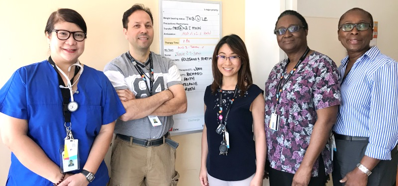 Facilitating teamwork: How one team at Bridgepoint improved communication
