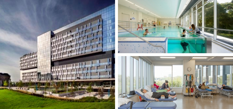 Bridgepoint featured in series on innovative hospitals in Ontario