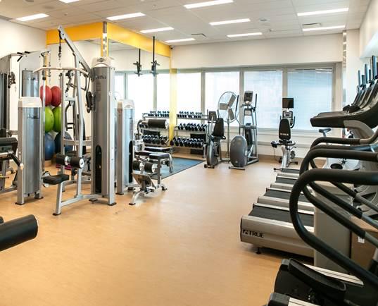 Employee Fitness Centre - Open House - Mount Sinai - Sinai
