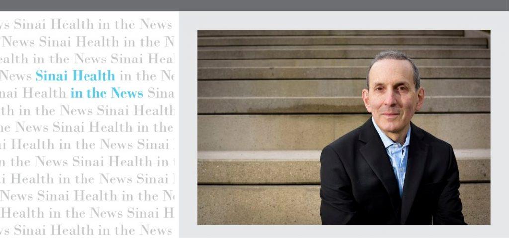 Dr. Daniel Drucker announced as 2018 Principal Award winner by Manning Foundation