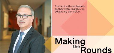 Dr. Gary Newton, CEO