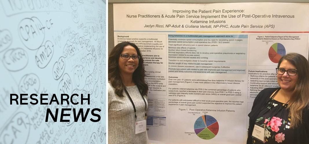 Nurse practitioners present research at annual conference