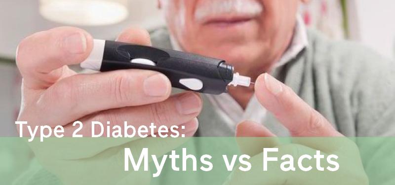 Type 2 Diabetes: Myths vs Facts