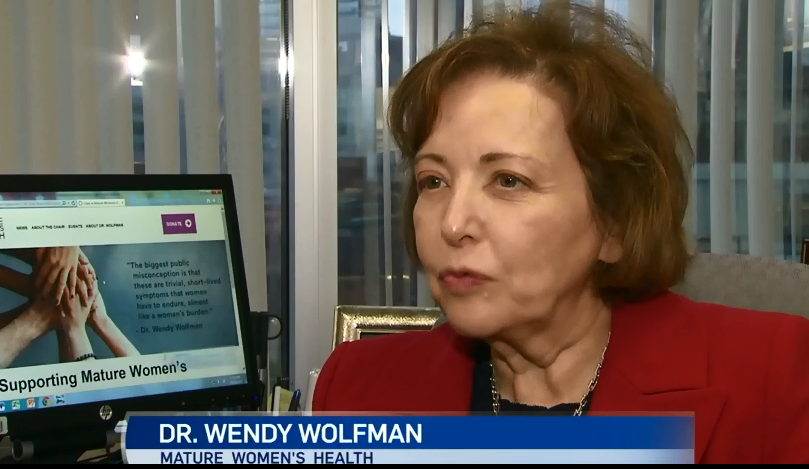 Dr. Wendy Wolfman