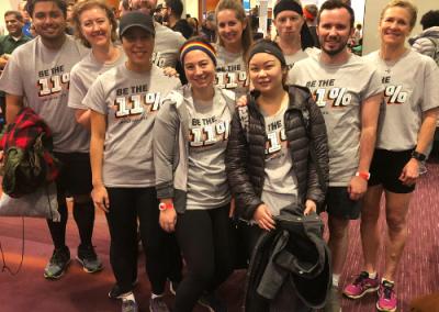 Sinai Health team ready to climb CN Tower!