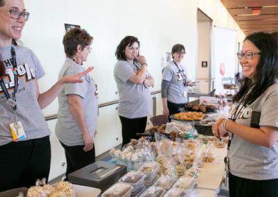 Bridgepoint Annual Bake sale