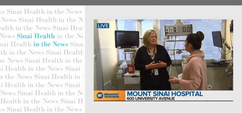 In the news: Women's & Infants' Health at Sinai