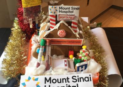 UW Wrap Party at Mount Sinai