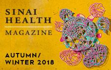 Sinai Health Autumn /Winter 2017