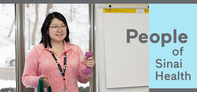 People of Sinai Health: Maria Ma, Occupational Therapist