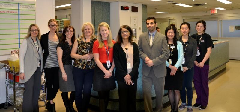 Outstanding teamwork helps improve flow this flu season