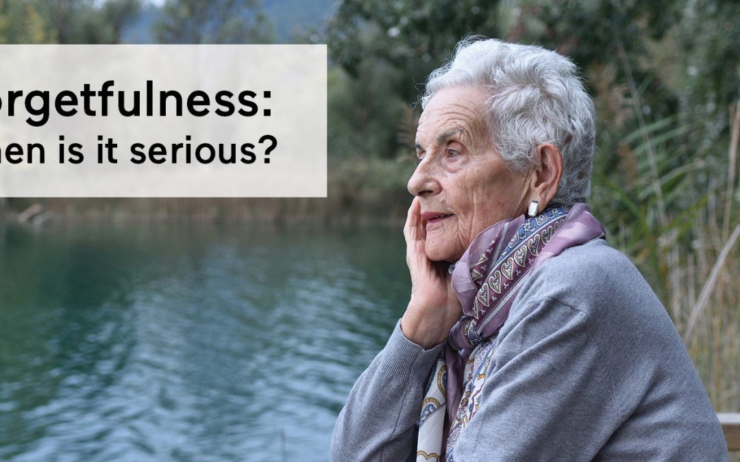 Forgetfulness: When is it serious?