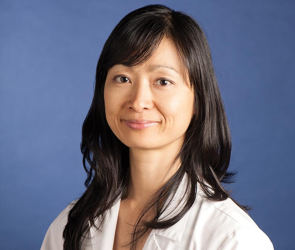 Headshot of Dr. Christine Soong