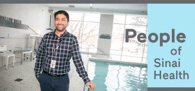 Usman Khan, Physiotherapist