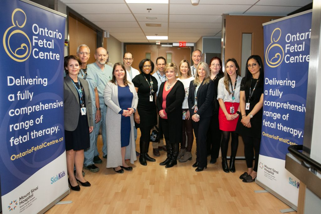 Ontario Fetal Centre opens dedicated operating room