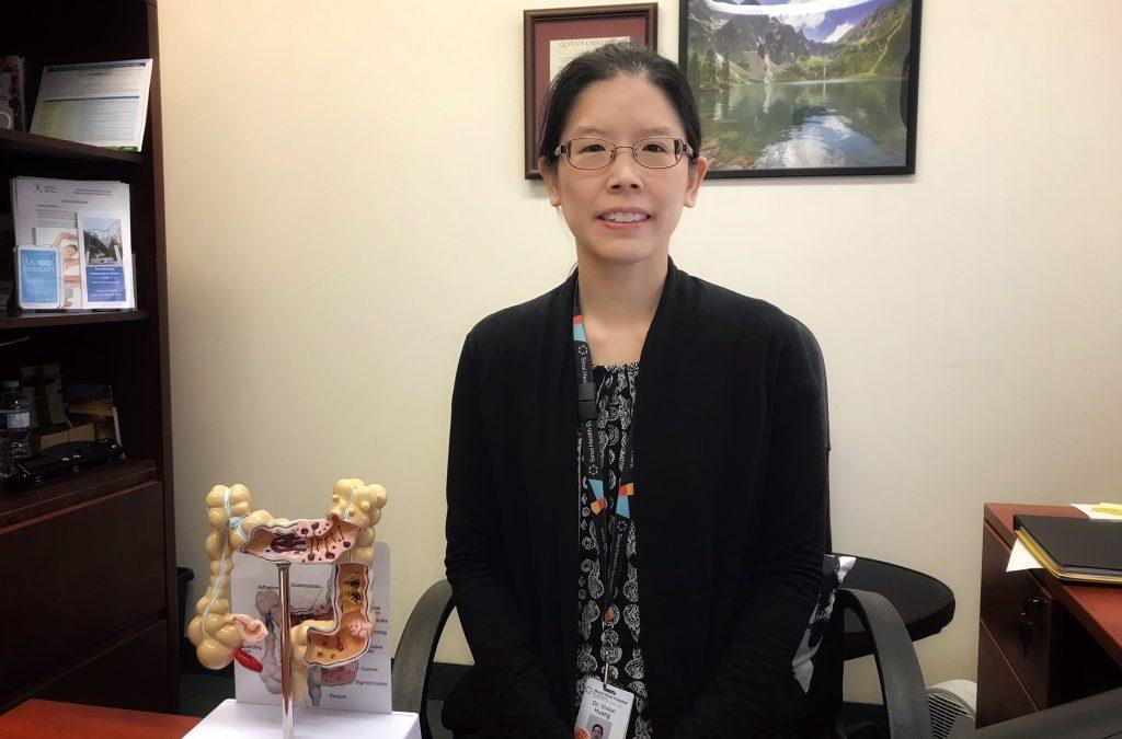 Photo of Dr. Vivian Huang