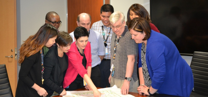Working together to plan for the future ICU