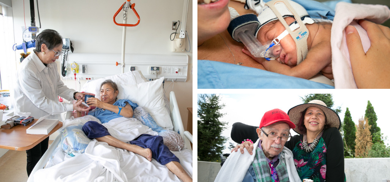 Honouring the role of family caregivers